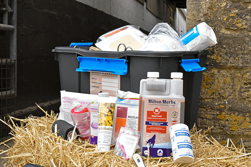 Essentials for your First Aid kit image