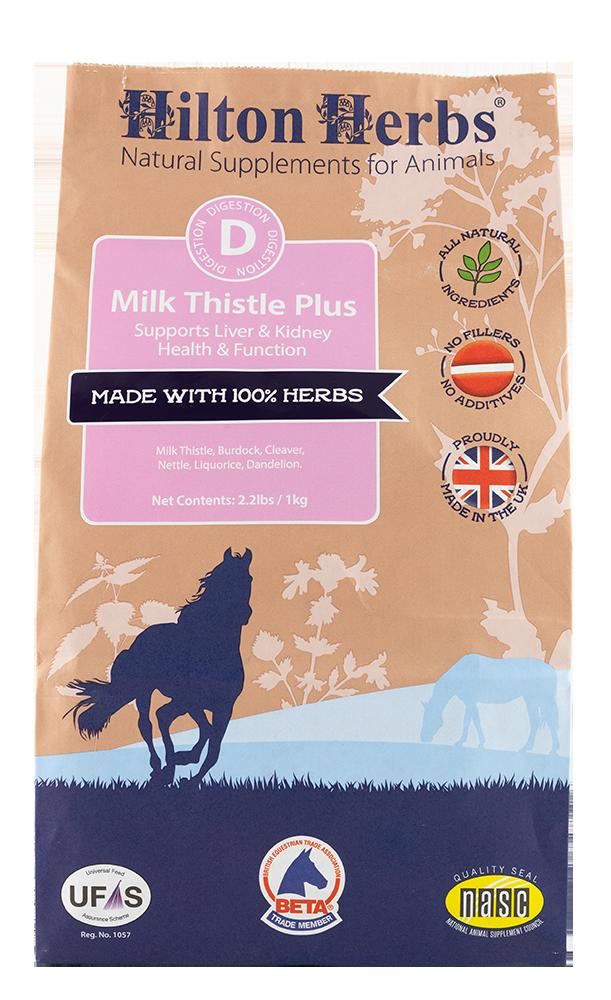 Milk Thistle Plus - 2.2lb Bag Front