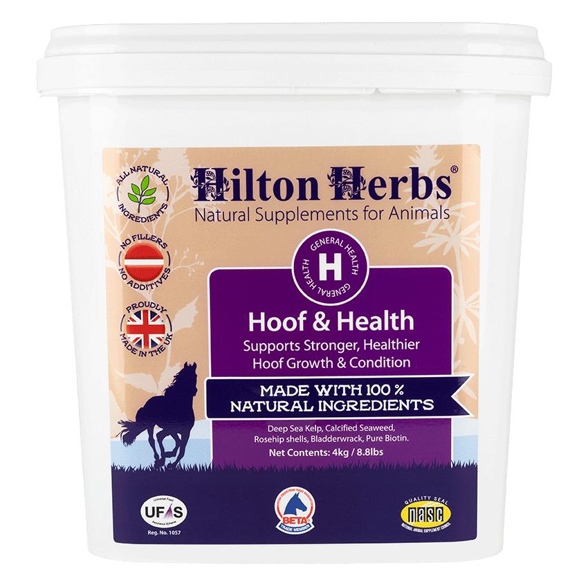 Hoof & Health - 4kg tub