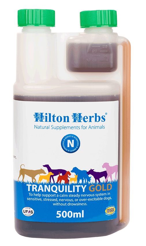 Tranquility Gold - 500ml bottle
