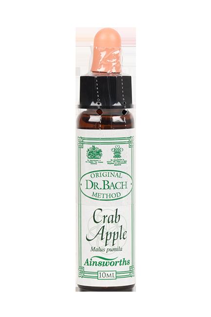 Crab Apple Bach Flower Remedy 10ml