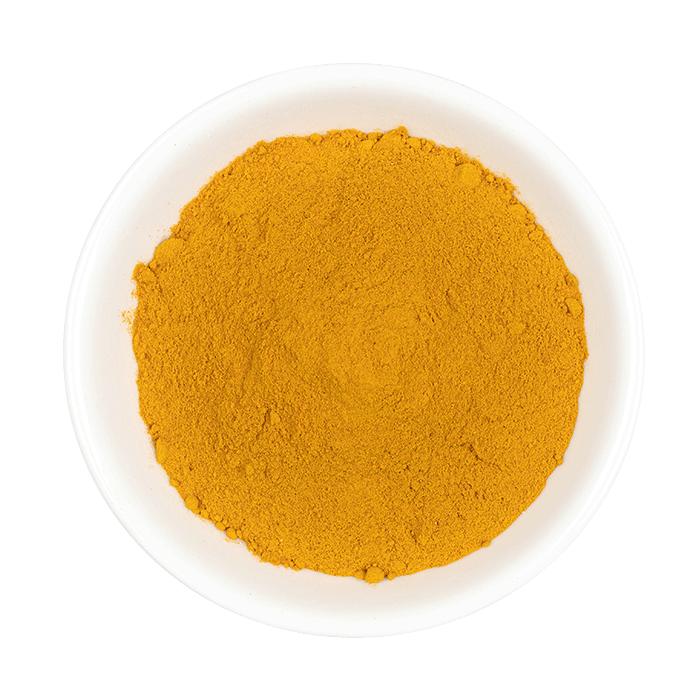 Turmeric Powder in dish