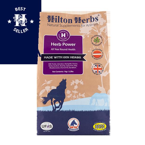 Herb Power - 1kg bag front