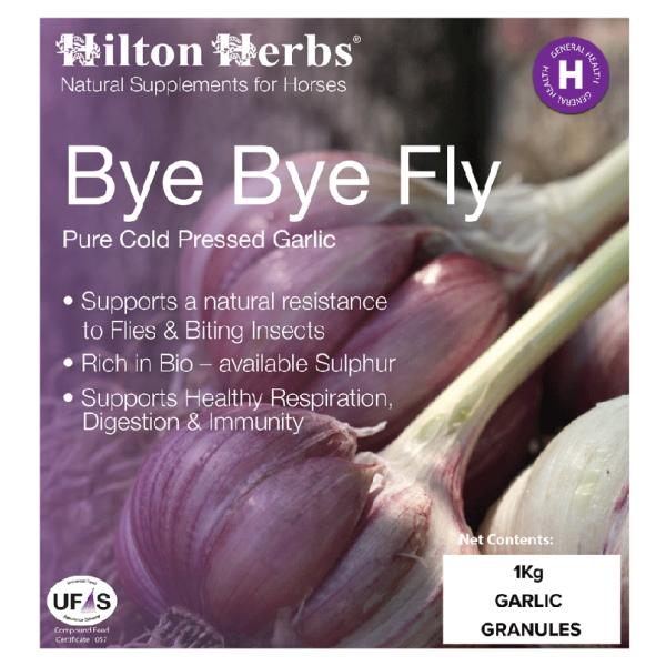 bye bye fly garlic granules