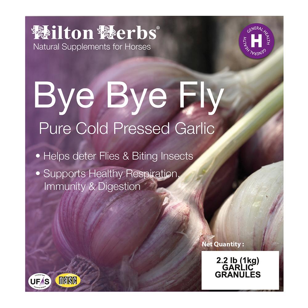 Bye Bye Fly Garlic Granules - 2.2lb Bag