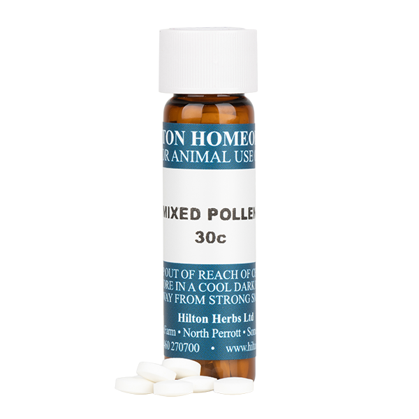 Mixed Pollen 30c - homeopathic tablets in 7g bottle