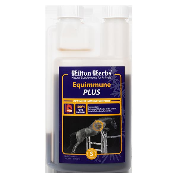 Equimmune PLUS - 500ml bottle front