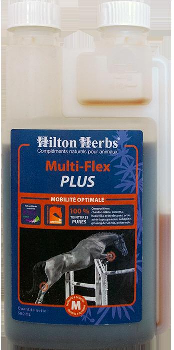 Flacon de Multi-Flex Plus 500 ml