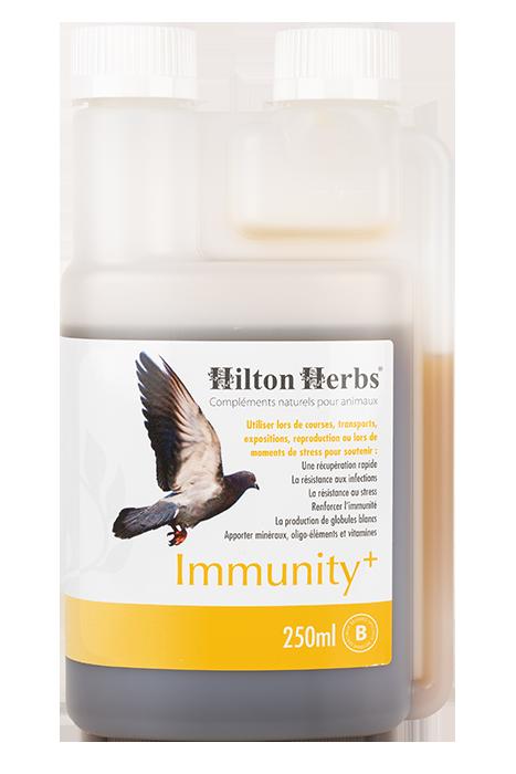 Complément Immunity Plus pour pigeon de Hilton Herbs
