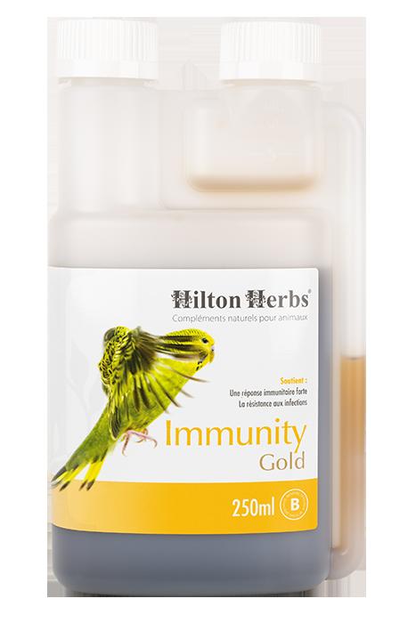 Immunity Gold de Hilton Herbs