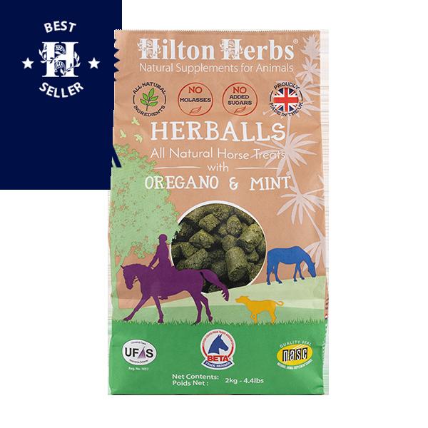 Herballs - 1.1lb Bag Front