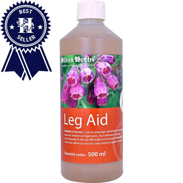 Flacon de Leg Aid de Hilton Herbs