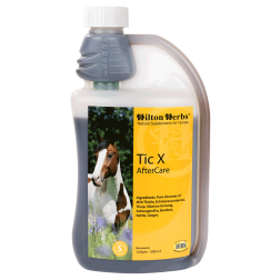 Tic X - AfterCare Flasche 500ml